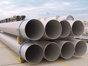 Stainless Steel Round Pipes & Tubes