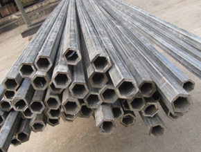 Titanium Hexagonal Pipes & Tubes