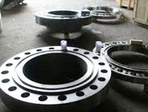 Carbon Steel Flanges Exporter