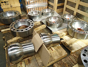 Raised Nickel Alloy Flanges