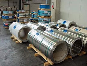 Stainless Steel Sheets, Plates & Coil